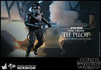 Hot Toys First Order TIE Pilot Sixth Scale Figure
