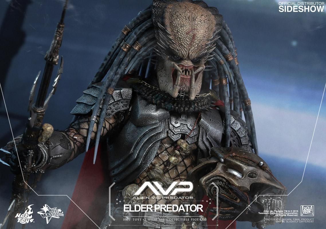 Alien Versus Predator Toys 101