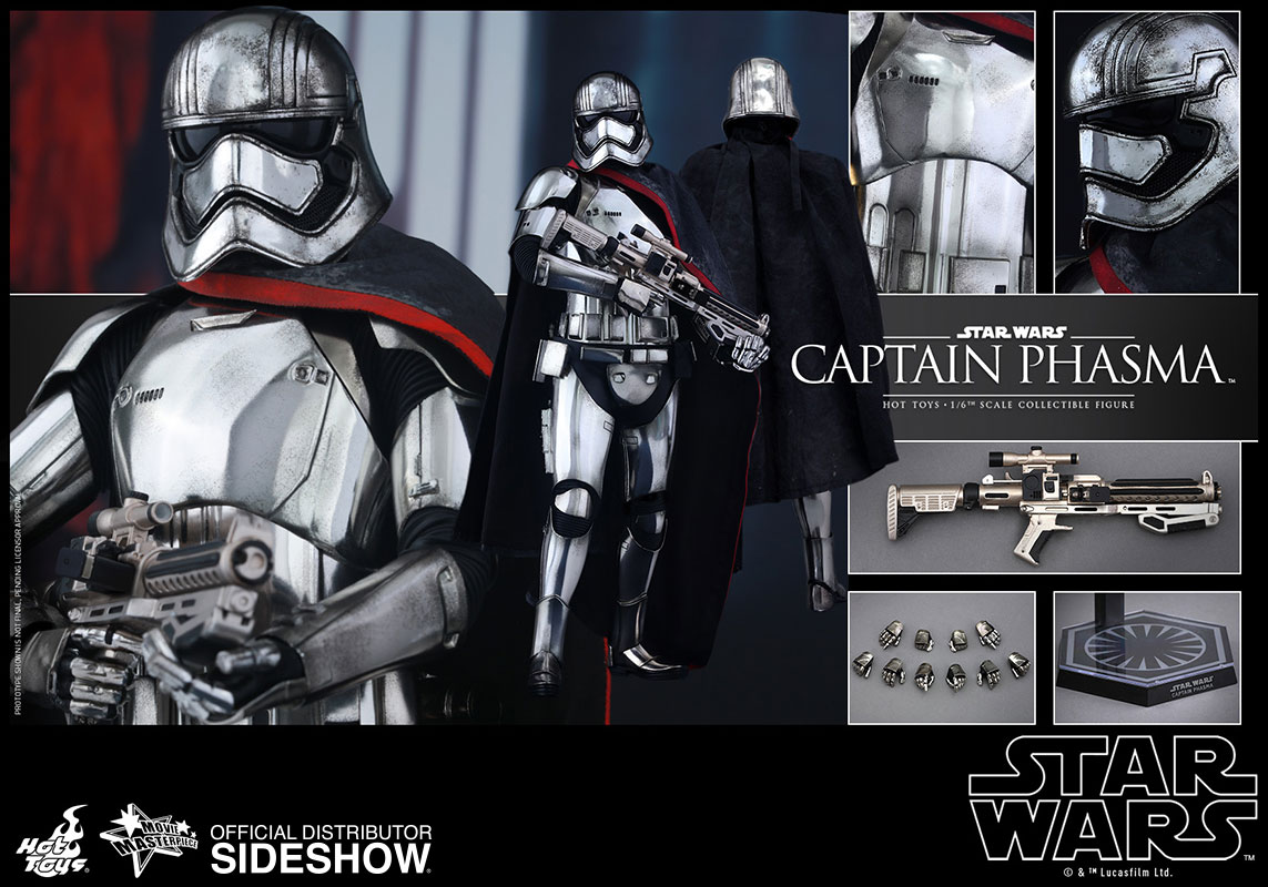 star-wars-captain-phasma-sixth-scale-hot