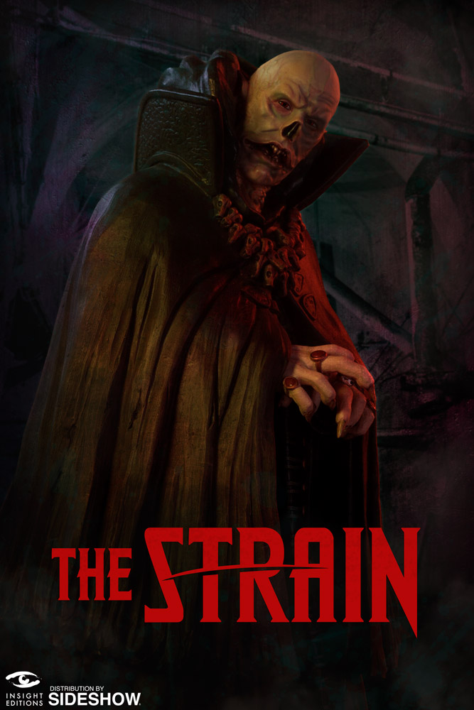 The Strain The Master Jusef Sardu Incarnation Statue by ...
