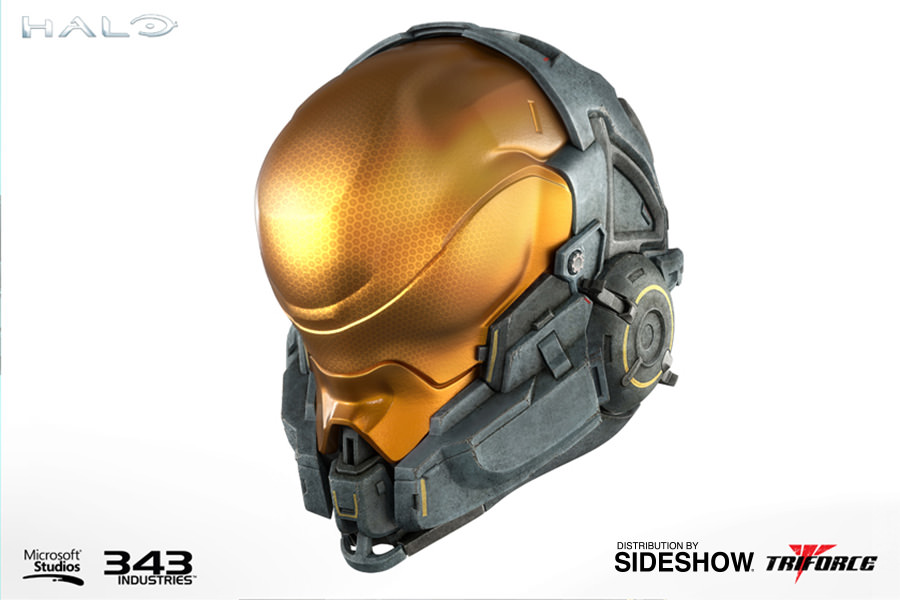 Halo Spartan Kelly 087 Helmet Prop Replica By Triforce