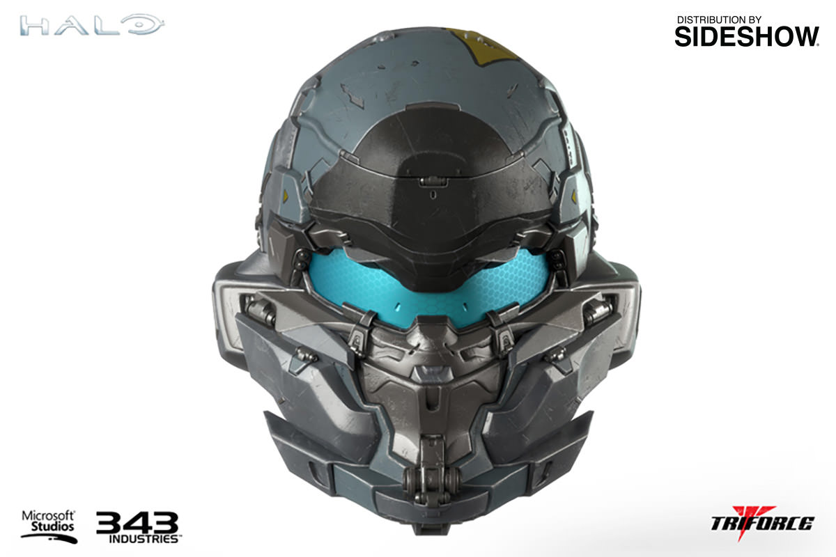 HALO Spartan Jameson Locke Helmet Prop Replica by TriForce ...