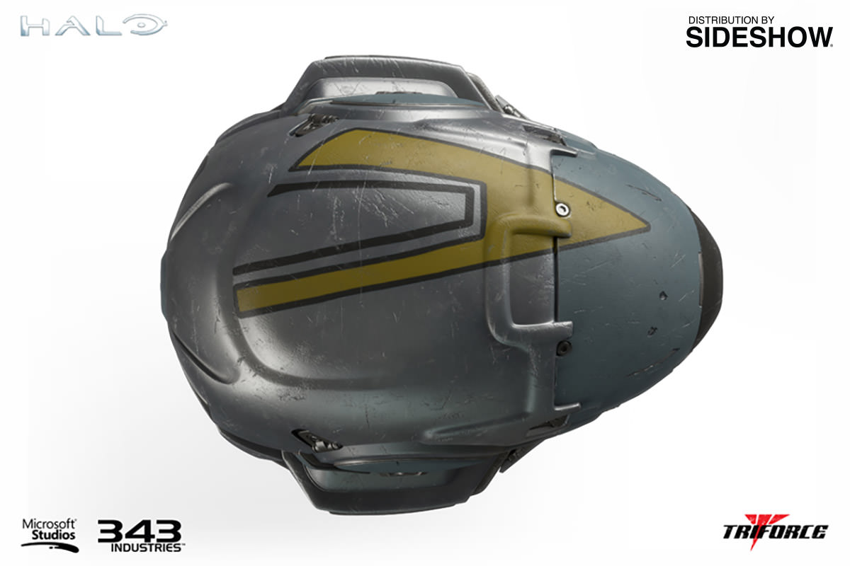 HALO Spartan Jameson Locke Helmet Prop Replica by TriForce ...
