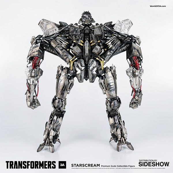 Transformers Transformers Starscream Premium Scale ...