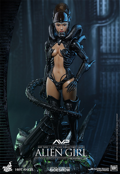 Female figures toys hot action