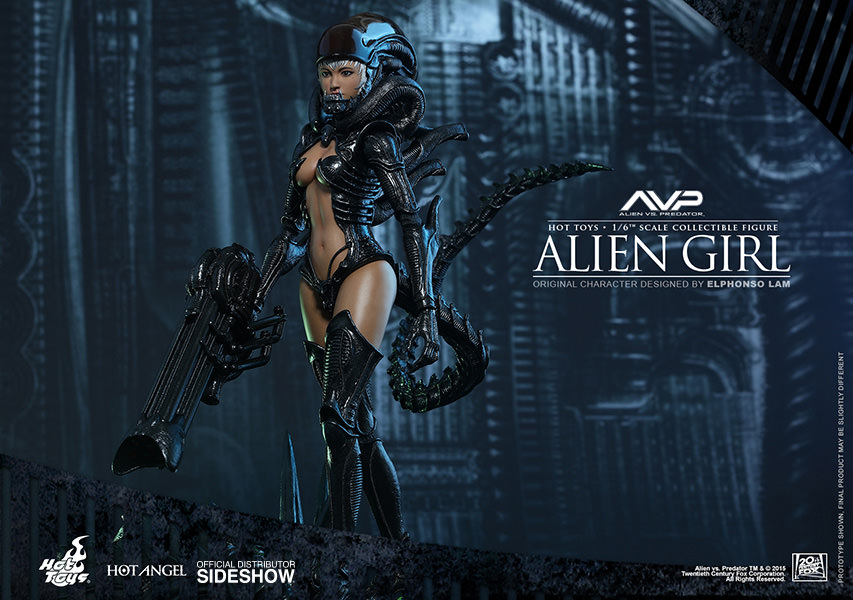 Hot sexy female aliens images — pic 1