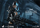 Hot Toys Alien Girl Sixth Scale Figure