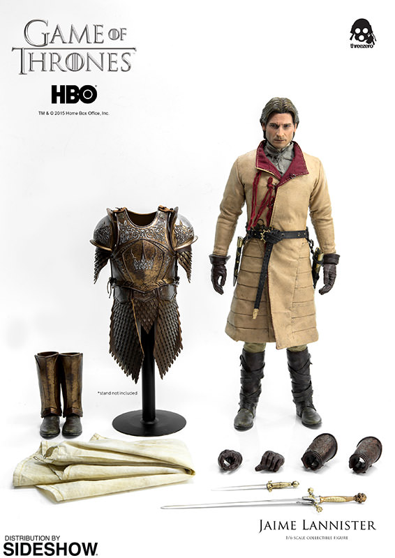 Game Of Thrones Toys : Game of thrones jaime lannister sixth scale figure by