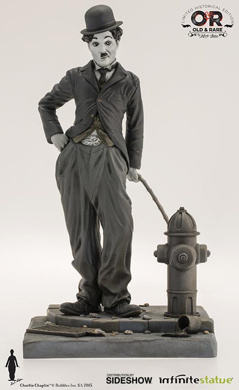 Charlie Chaplin Charli... Star Wars Characters Art