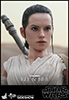 Hot Toys Rey and BB-8 Sixth Scale Figure Set