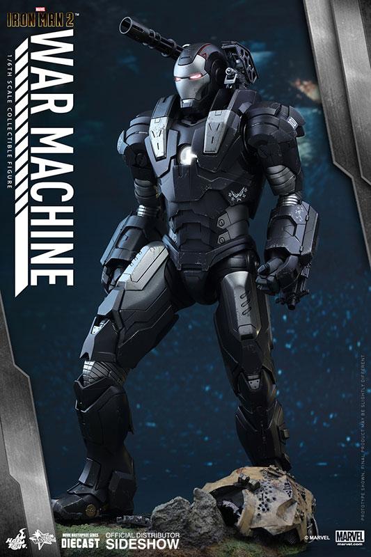 iron war machine