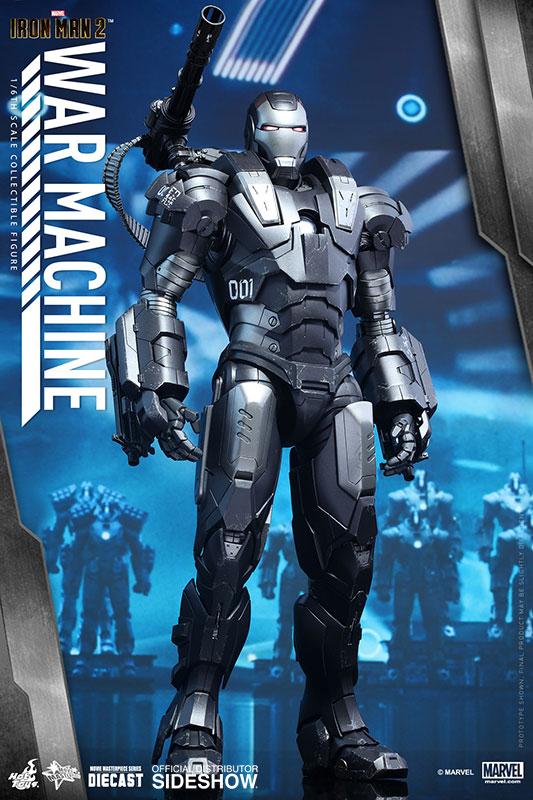 iron war machine 2