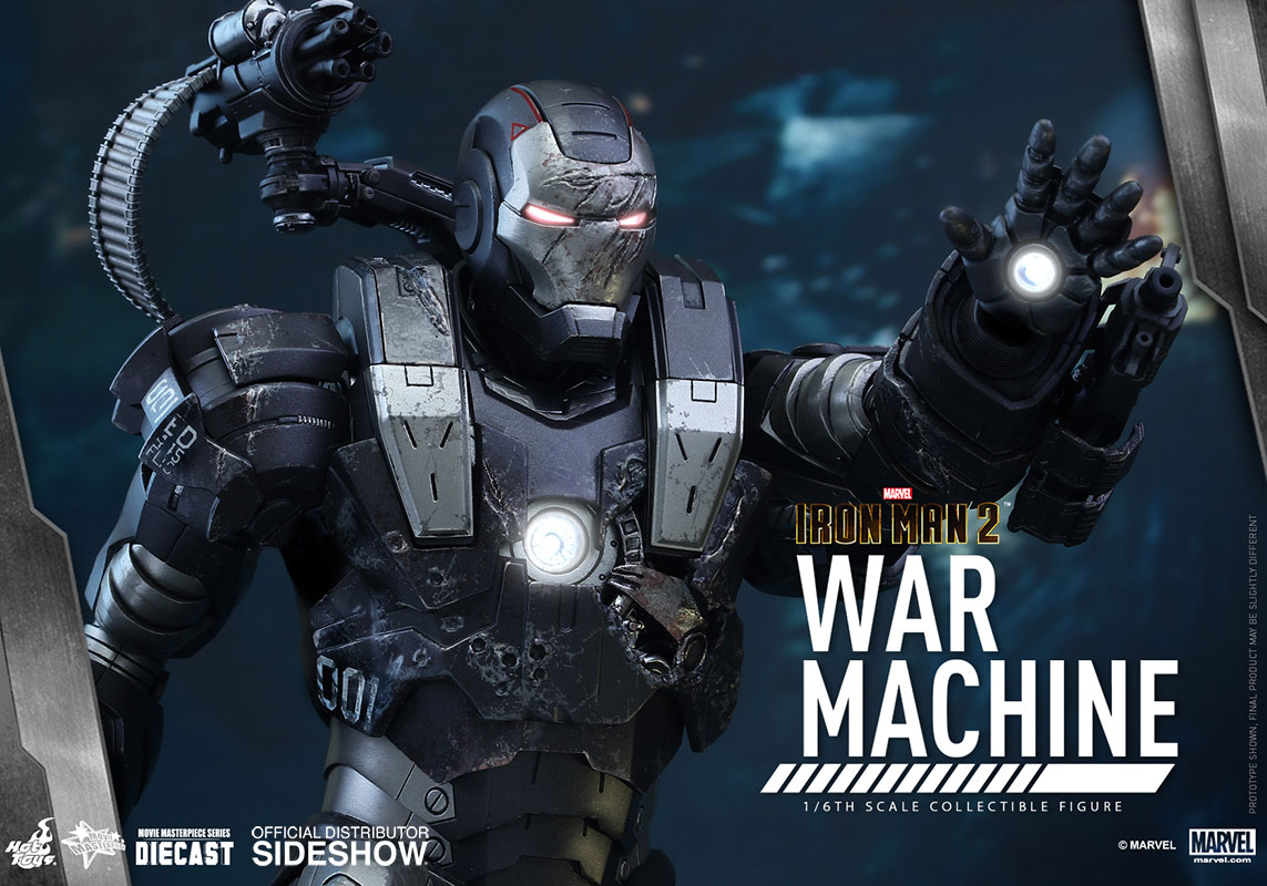 war machine guns