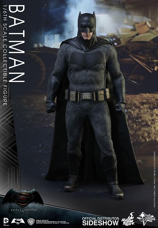 dc comics batman sixth scale figure by hot toys sideshow
