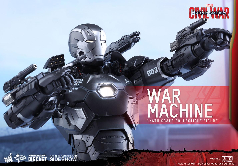 war machine in