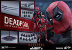 Hot Toys Deadpool Sixth Scale Figure
