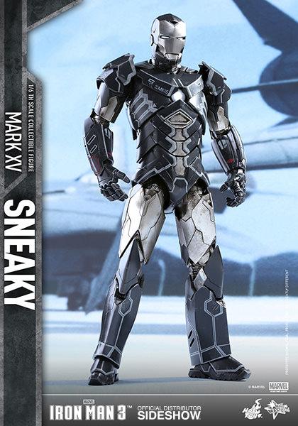 Iron Man Mark 7 Hot Toys Marvel Iron Man Mark X...