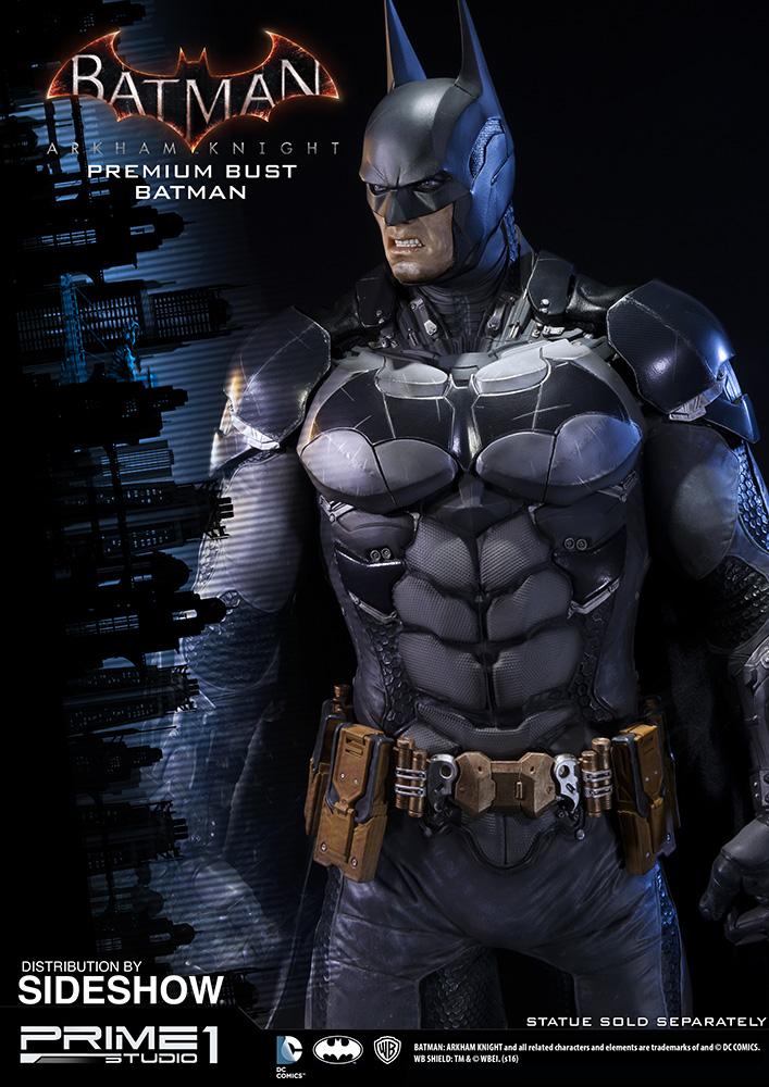 dc comics batman bust by prime 1 studio sideshow