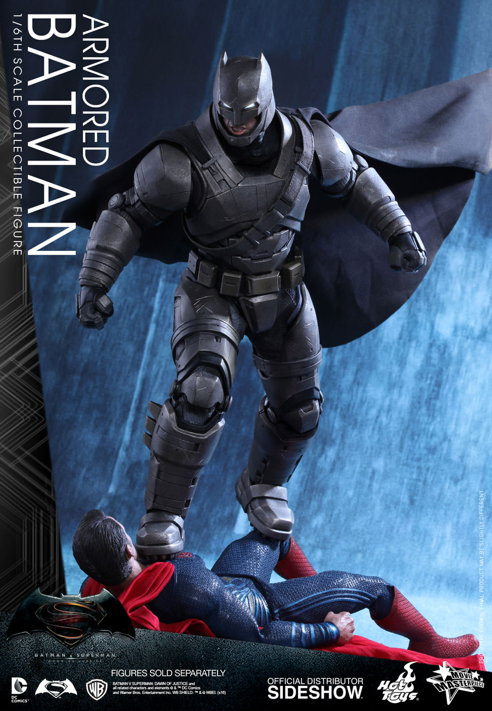 Hot Toys Armored Batman Sixth Scale Figure A31thoRO