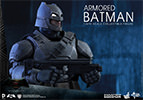 Hot Toys Armored Batman Sixth Scale Figure