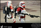 Hot Toys Shock Trooper Sixth Scale Figure