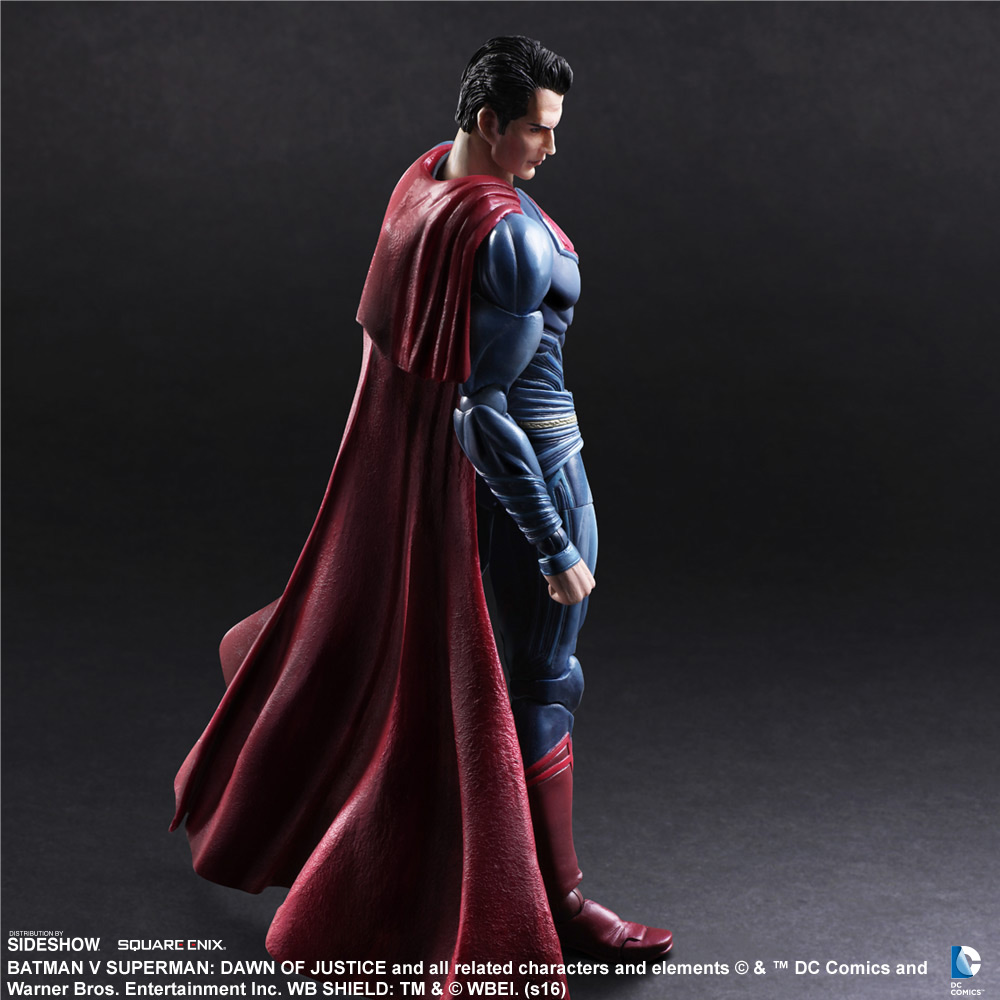 Superman Figure By Square Enix Sideshow Collectibles