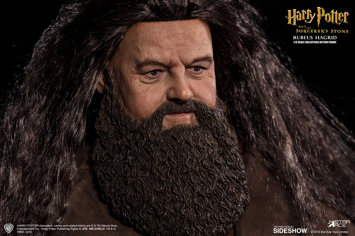 Home Harry Potter Collectibles Rubeus Hagrid Rubeus Hagrid - Deluxe ...