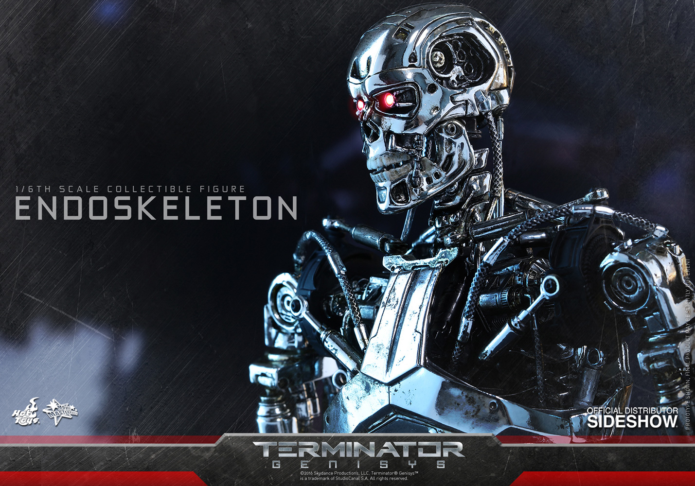 Terminator Endoskeleton Sixth Scale Figure by Hot Toys ...
