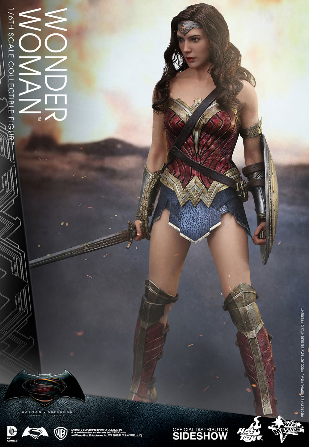 Hot toys wonder woman sideshow collectibles for Hot images blog
