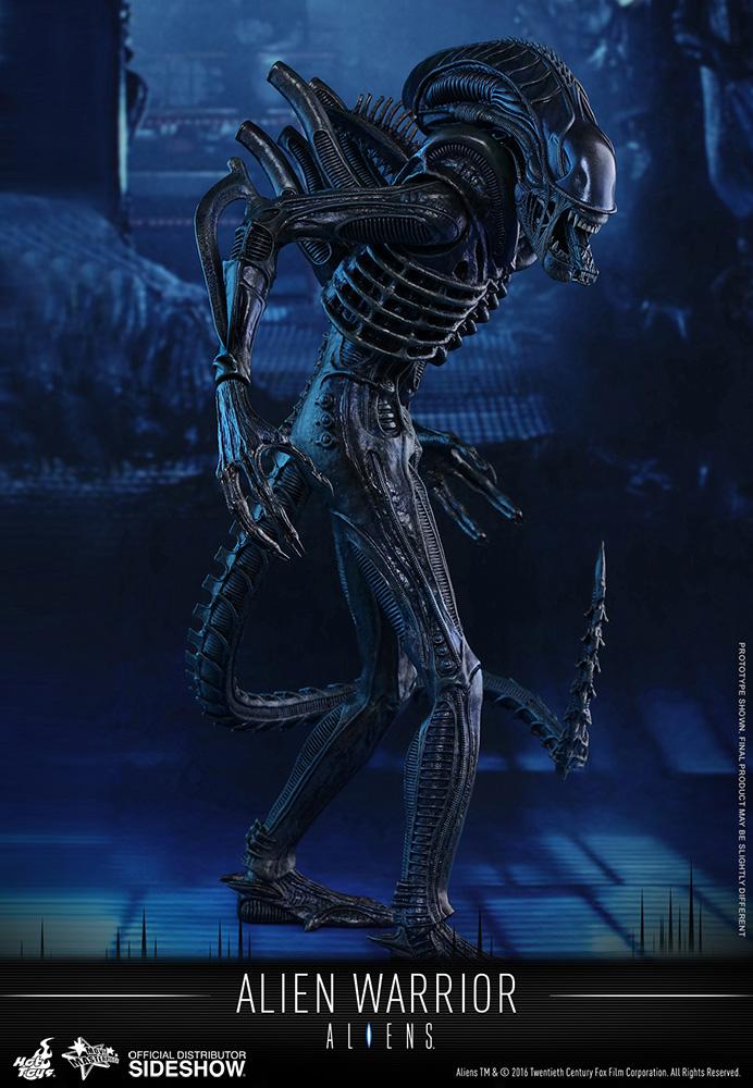 Hot Toys Alien Warrior 99