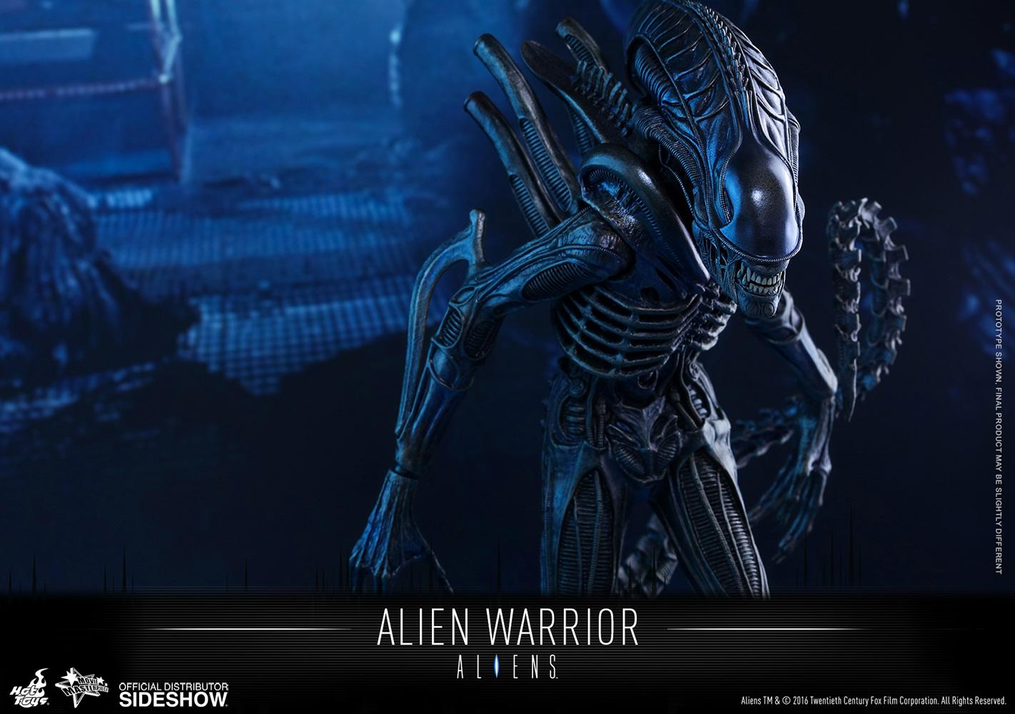 Hot Toys Alien Warrior 62