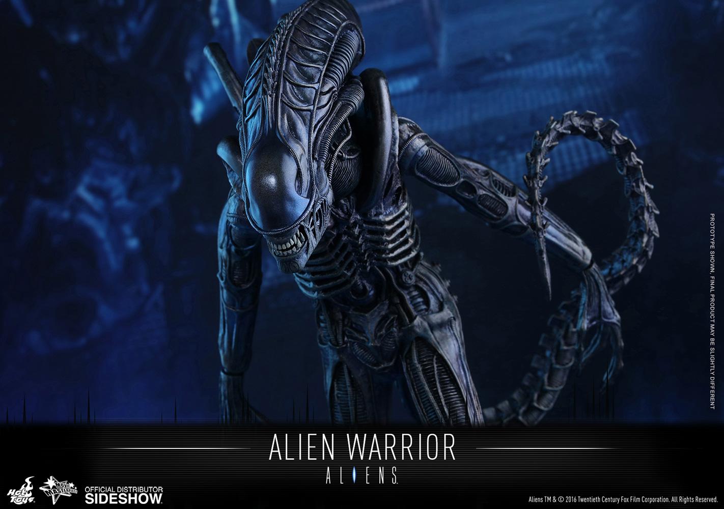 Hot Toys Alien Warrior 115