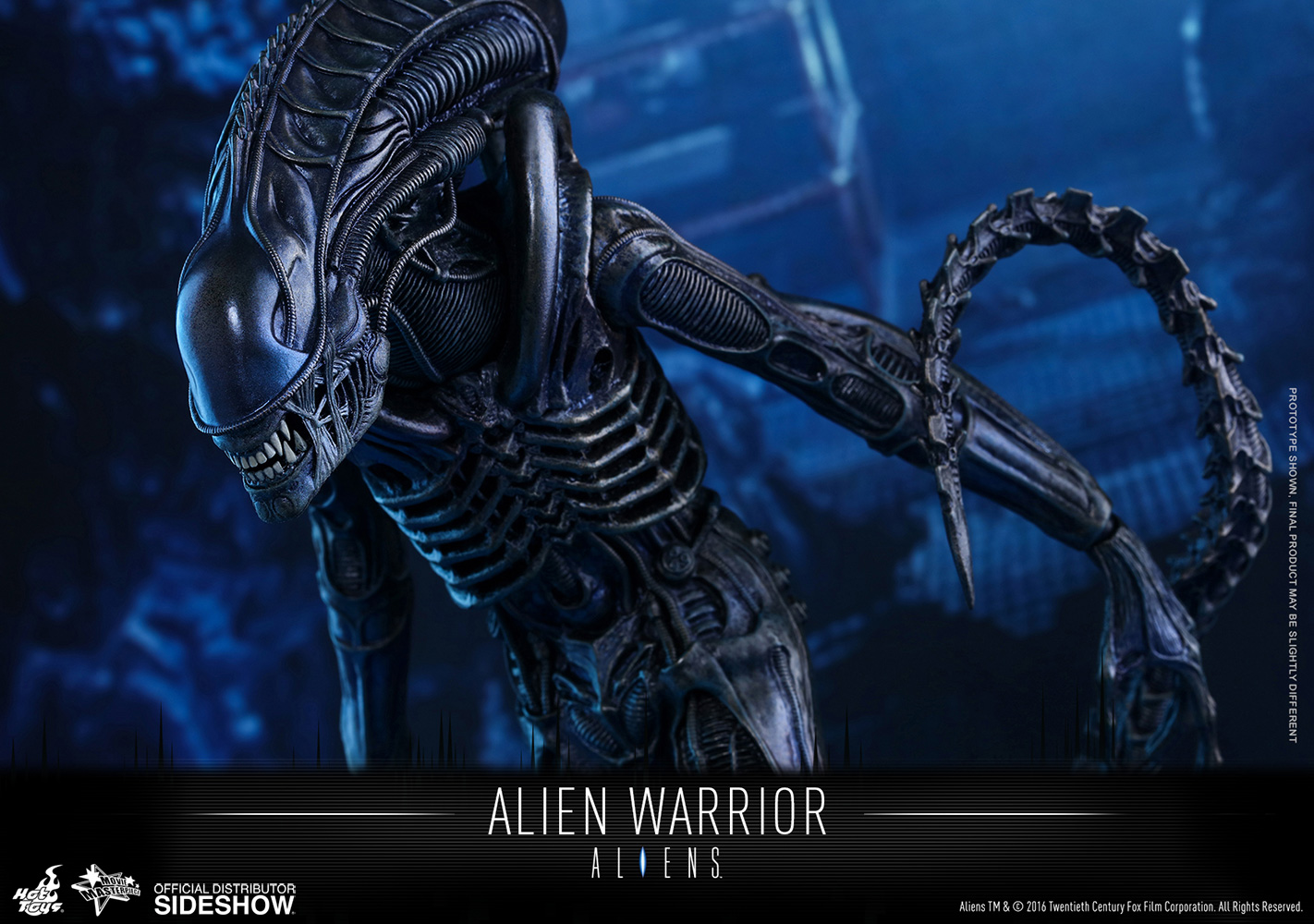 Aliens Alien Warrior S...