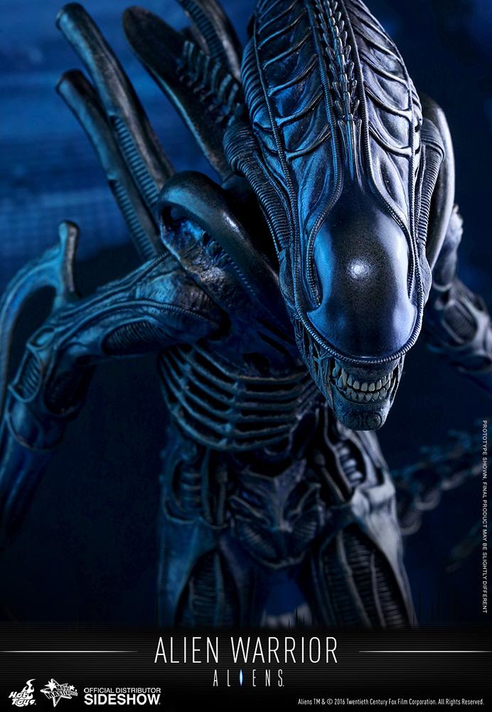 Hot Toys Alien Warrior 9