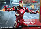 Hot Toys Iron Man Mark XLVI Sixth Scale Figure
