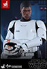 Hot Toys Finn First Order Stormtrooper Version Sixth Scale Figure