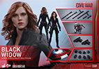 Hot Toys Black Widow Sixth Scale Figure