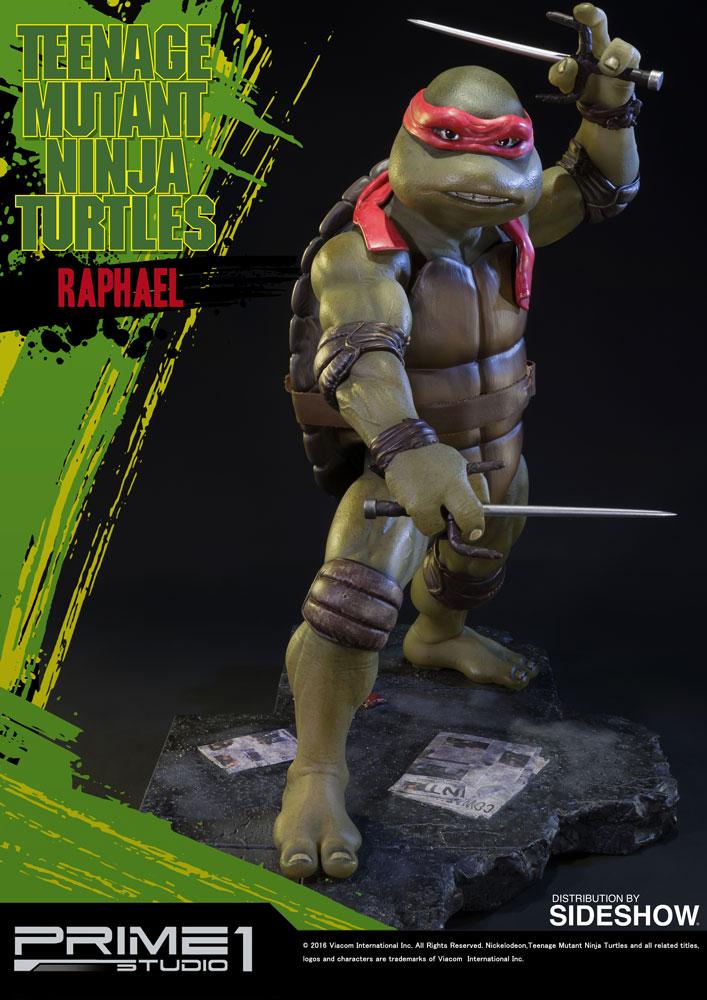 TMNT Raphael Polystone Statue by Prime 1 Studio | Sideshow ...