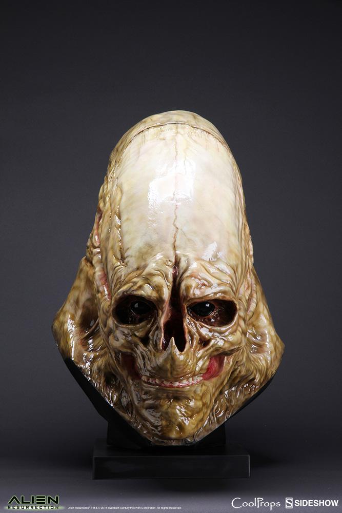 Alien Resurrection Alien Newborn Life Size Head Prop