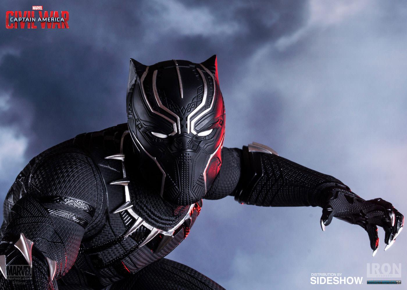 Black Panther 4  Marvel 1999