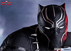 Black Panther Polystone Statue