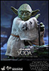 Hot Toys Yoda Sixth Scale Figure