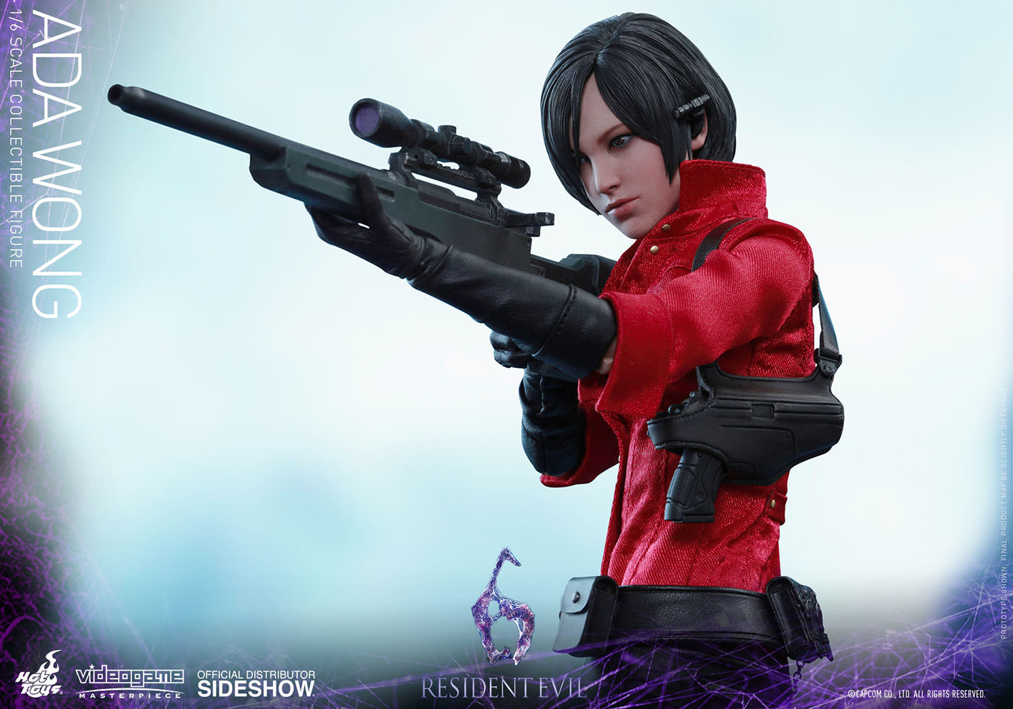 Resident Evil Ada Wong Sixth Scale Figure by Hot Toys ...