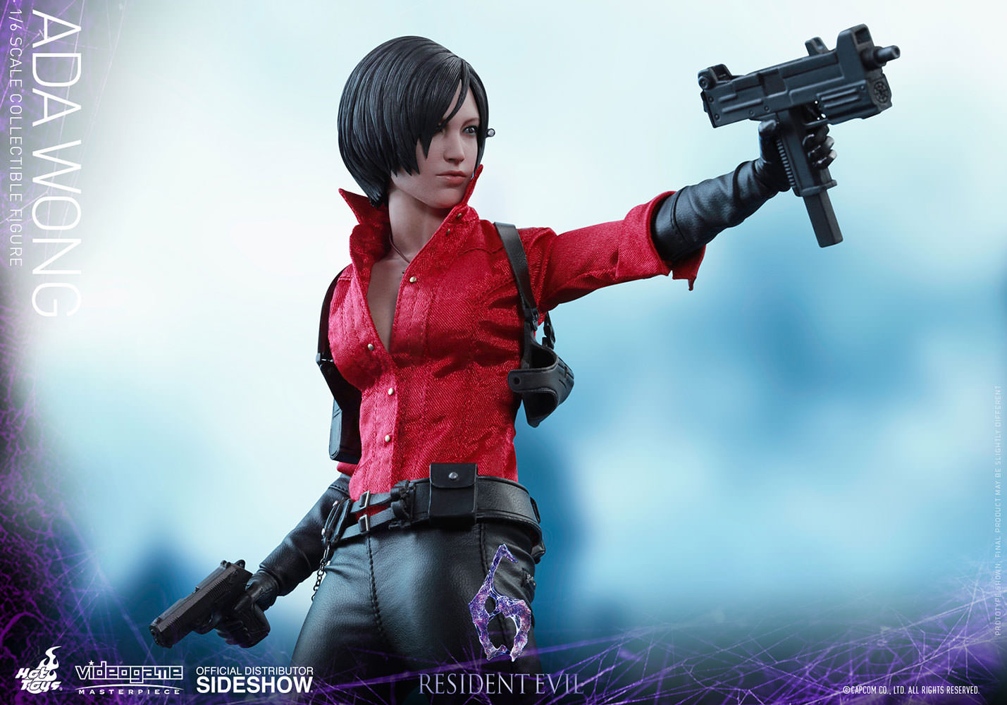 ... Hot Toys Ada Wong Sixth Scale Figure