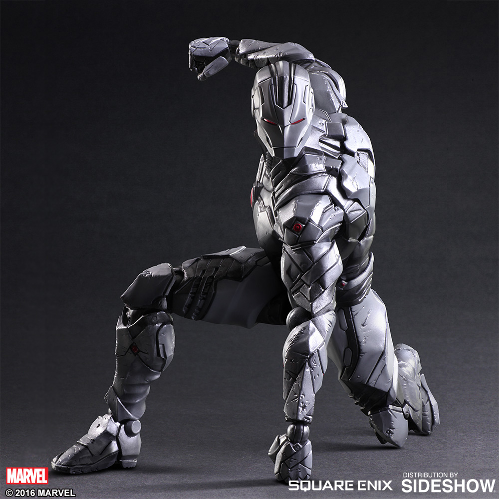 Marvel Iron Man Collectible Figure By Square Enix