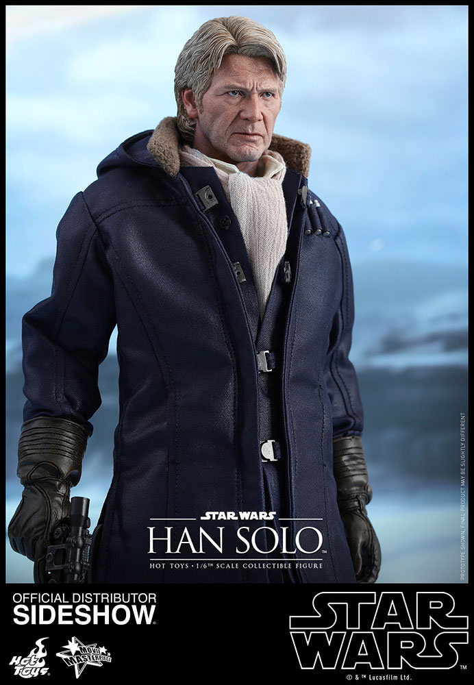 Star wars han solo sixth scale figure by hot toys - Vaisseau star wars han solo ...