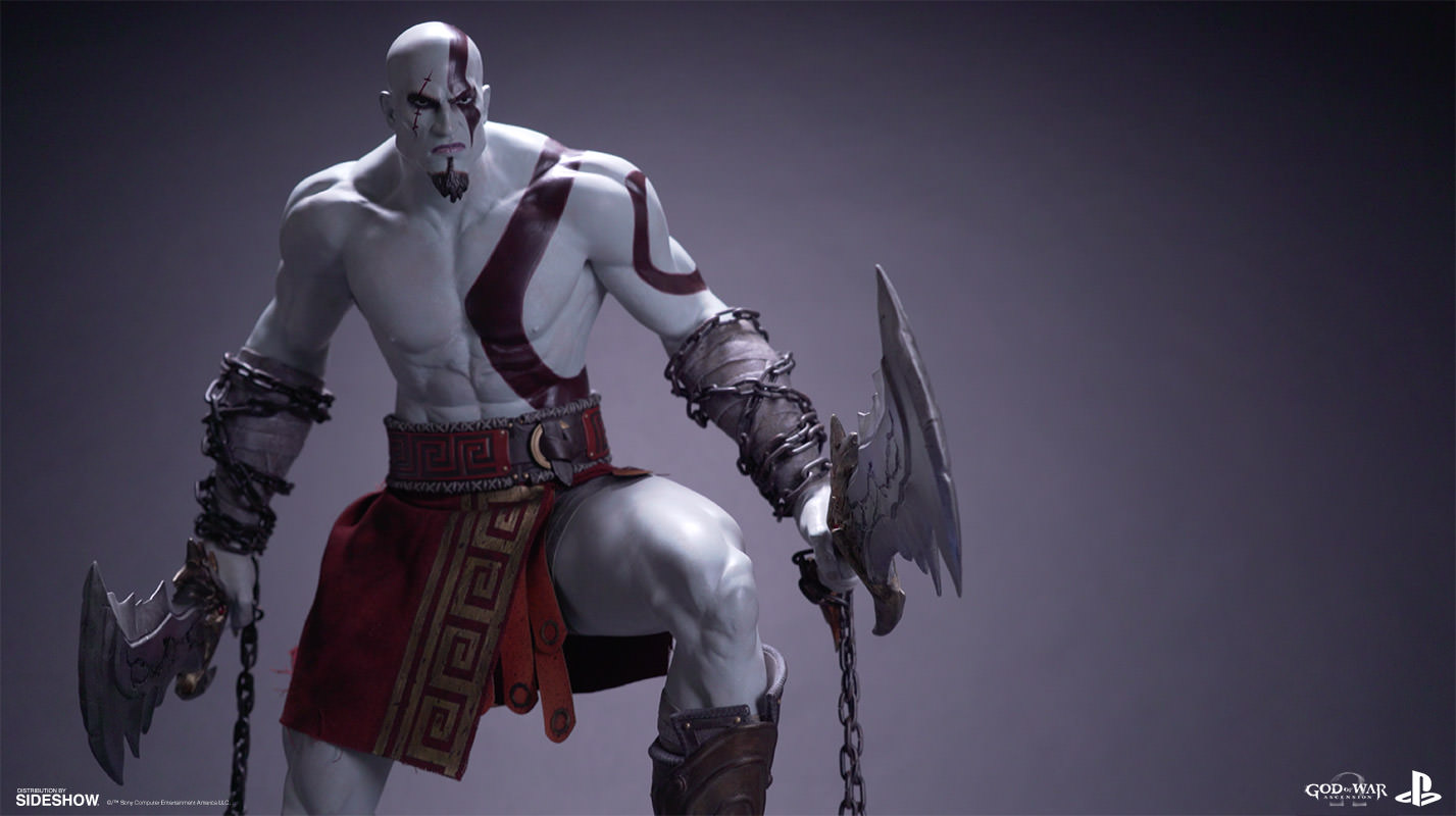 God of war kratos statue by efx sideshow collectibles god of war ascension kratos statue voltagebd Images