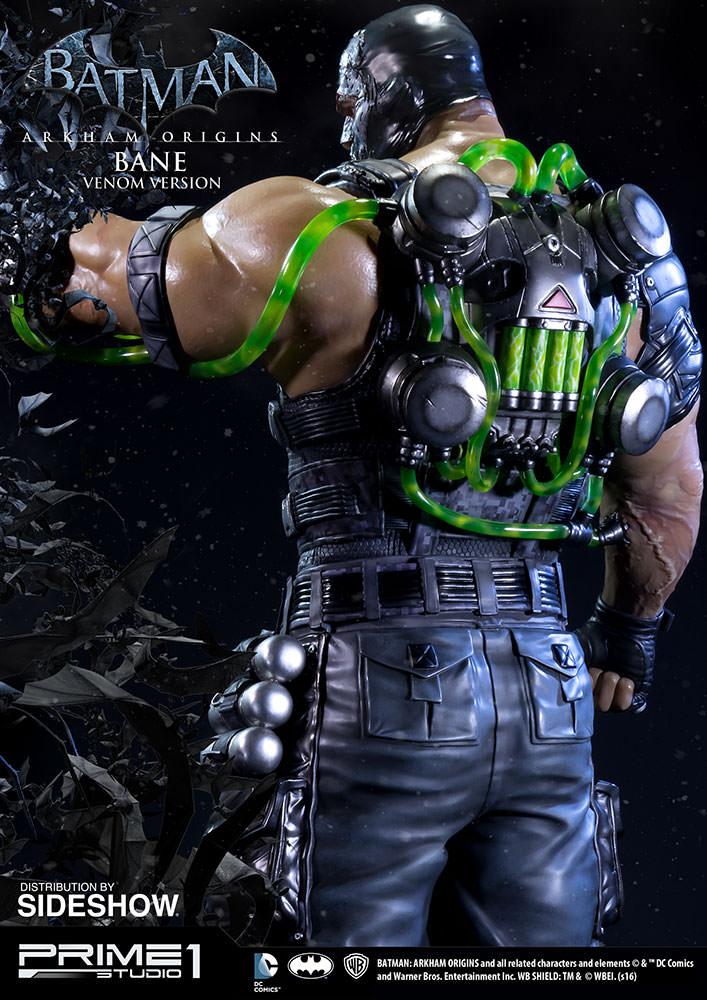 dc comics bane venom version polystone statue by prime 1