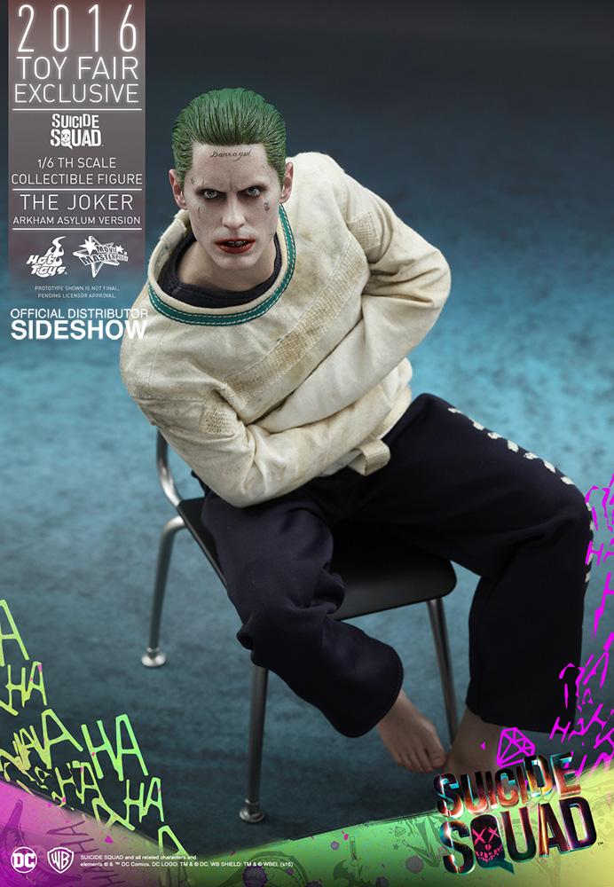 DC Comics The Joker (Arkham Asylum Version) Sixth Scale Figu ...