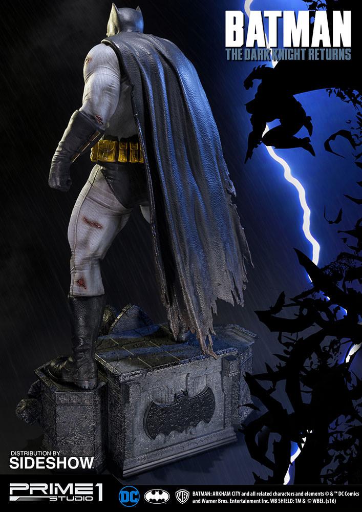 DC Comics The Dark Knight Returns Batman Statue By Prime 1